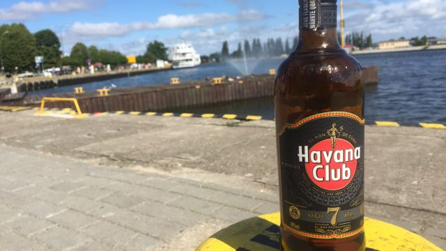 Havana club 7yo