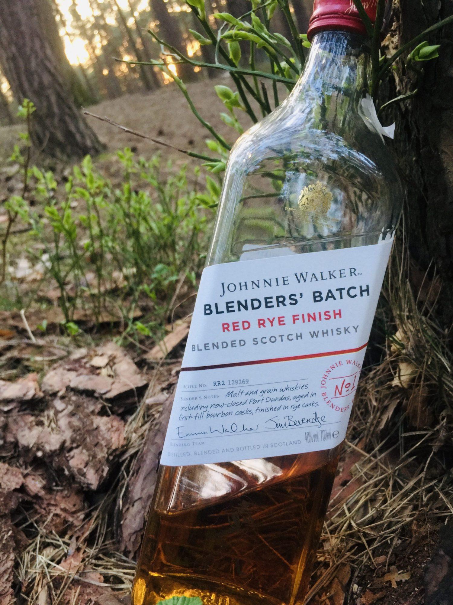Johnnie Walker Blender's Batch
