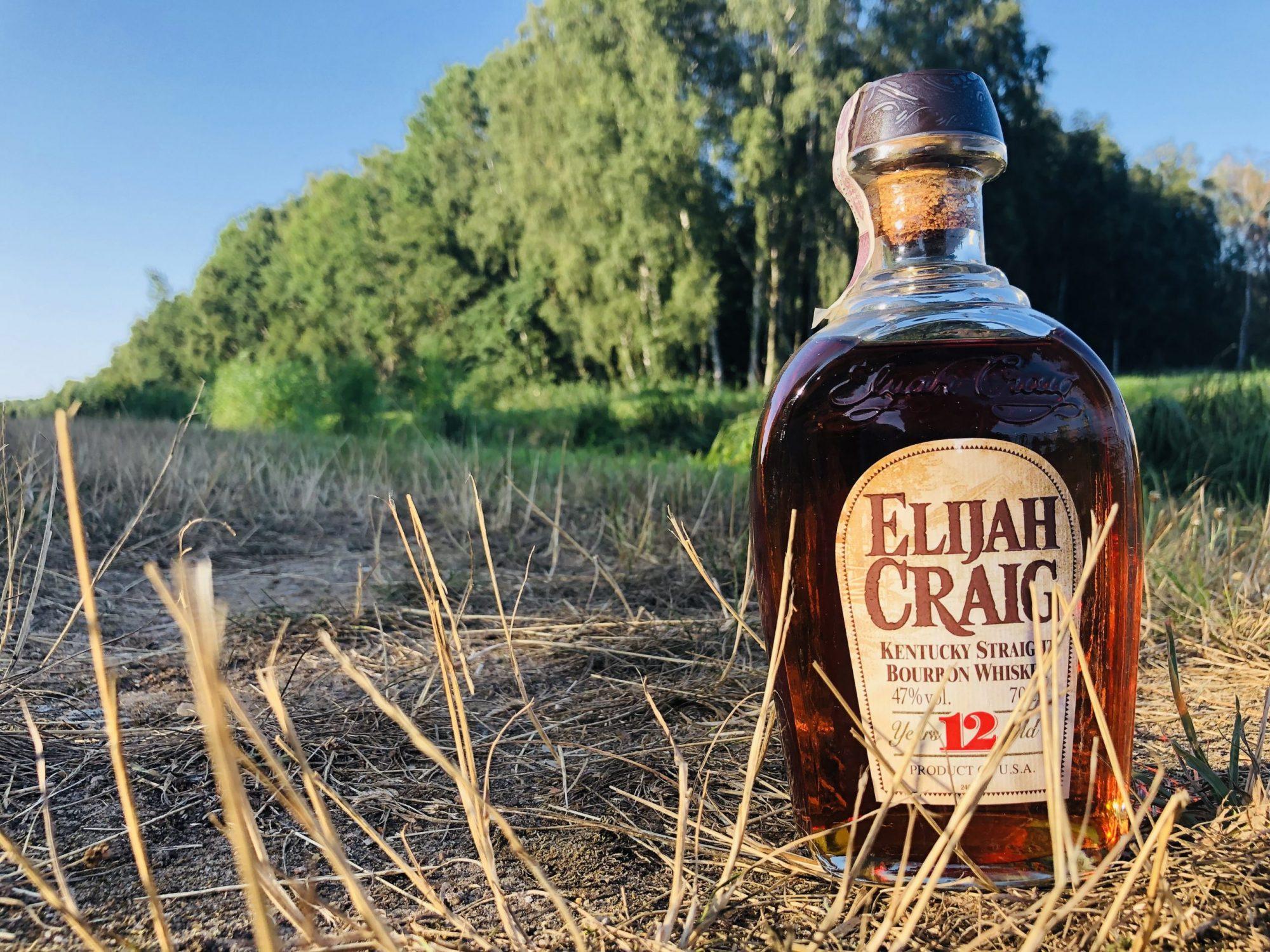 Elijah Craig 12yo