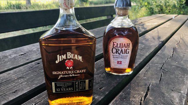 Jim Beam vs Elijah Craig