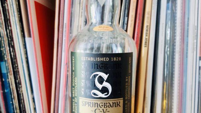 Springbank CV Single Malt
