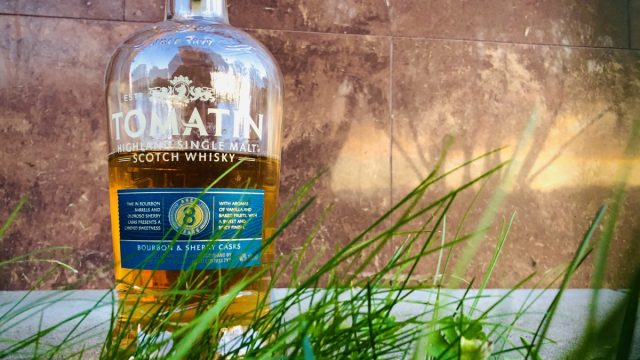 Tomatin aged 8 years