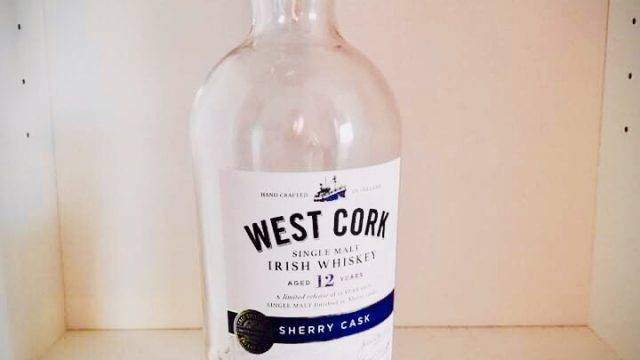 West Cork 12 Sherry Cask